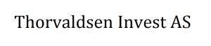 Thorvaldsen invest as
